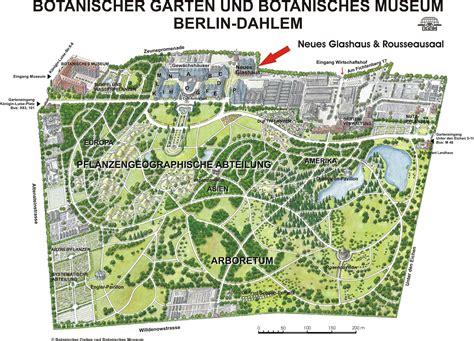 Botanischer Garten Berlin Garden Eintrittspreise by Neues Glashaus Bgbm