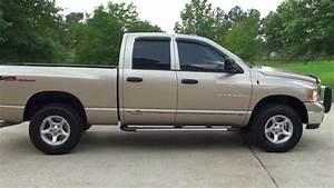 Hd Video 2005 Dodge Ram 1500 Slt Hemi 4x4 Used Truck For