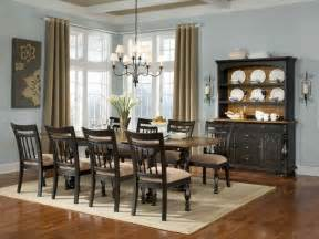 walls warm country dining room wall ideas with curtains