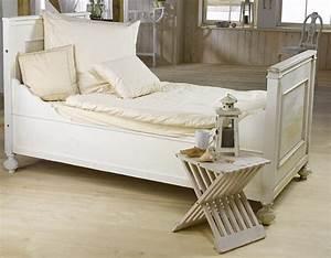 Betten Landhausstil Antik : bett holz weis landhaus das beste aus wohndesign und m bel inspiration ~ Sanjose-hotels-ca.com Haus und Dekorationen