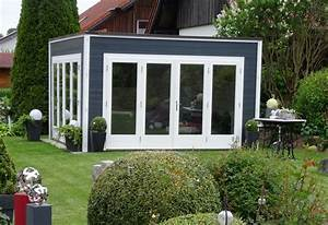 Www Gartenhaus Gmbh De : design gartenhaus cubus wave 44 iso a z gartenhaus gmbh ~ Whattoseeinmadrid.com Haus und Dekorationen