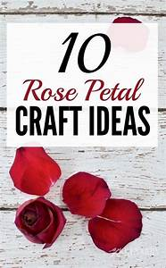 Rose Petal Crafts: 10 Ideas to Create Keepsakes and Gifts