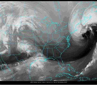 Water Vapor Storm Storms Causes Animation System