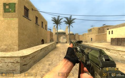 Ak-47 For Counter-strike Source