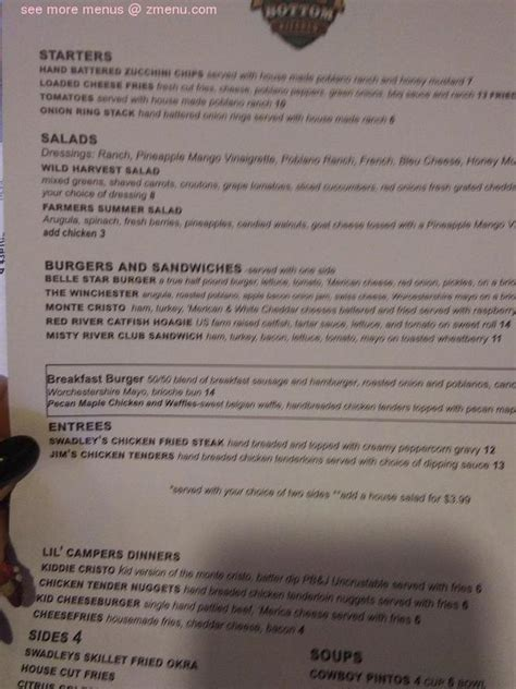 menu  swadleys foggy bottom kitchen restaurant