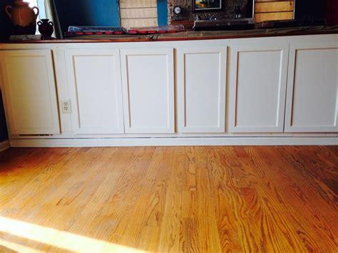 ana white  kitchen storage including trash