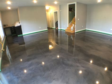 Epoxy Basement Floor Coating Reviews Durable And Great