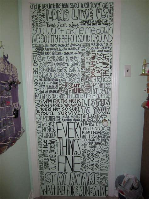 Bedroom Lyrics by This Door Doe Lyrics Bedroom Band Rooms