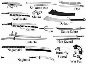 Shinobi Weapons | Weapons and Armor | Pinterest | Search ...