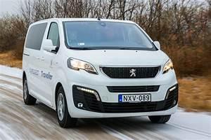Peugeot Expert Traveller : nyolc ra pihen s peugeot expert traveller 1 6 bluehdi l2 aut motor ~ Gottalentnigeria.com Avis de Voitures