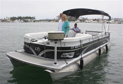 Pontoon Boats Newport Beach by Newport Beach Local News Newport Pontoons Is Seaworthy