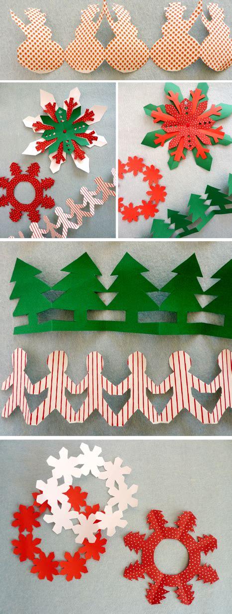 decoration de noel en papier a imprimer decoupage noel gratuit imprimer bahbe