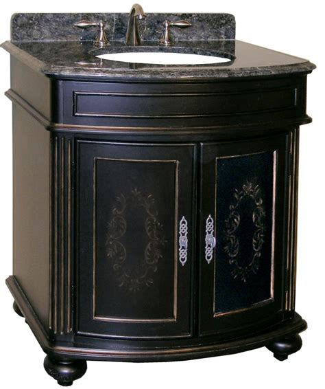 31 Inch Single Sink Bathroom Vanity With Choice Of Top