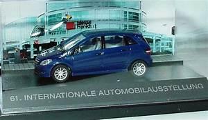 Auto 61 : 1 87 mercedes benz b klasse w245 blau iaa faszination auto 61 international ~ Gottalentnigeria.com Avis de Voitures