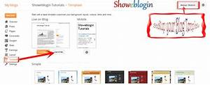 how to insert custom css codes into blogger blog template With template for blogger html code