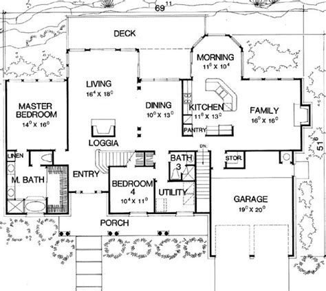 house plans with in suites this bathroom with w d in closet tiny small simple pinterest