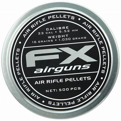 Fx Pellets Air Rifle Airguns Airgun Pellet
