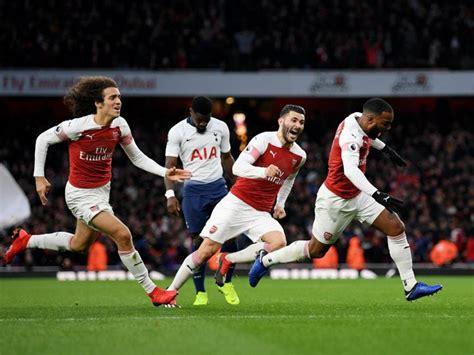 Arsenal vs Tottenham Live Stream: How to watch the Carabao ...
