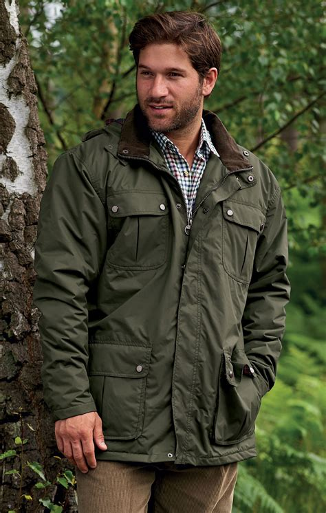 Champion Balmoral Waterproof Coat  Hollands Country Clothing