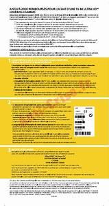 La Poste Contre Remboursement : offre de remboursement sony 200 sur t l viseur 4k ultra hd catalogues promos bons plans ~ Medecine-chirurgie-esthetiques.com Avis de Voitures
