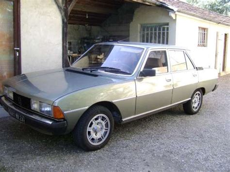 used peugeot cars for sale in france used peugeot 604 cars france