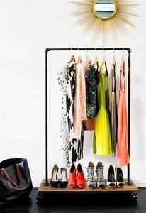 Kleiderständer Selber Bauen : kleiderst nder selber bauen 25 diy garderobenst nder store ideen kleiderst nder etc pinterest ~ Eleganceandgraceweddings.com Haus und Dekorationen