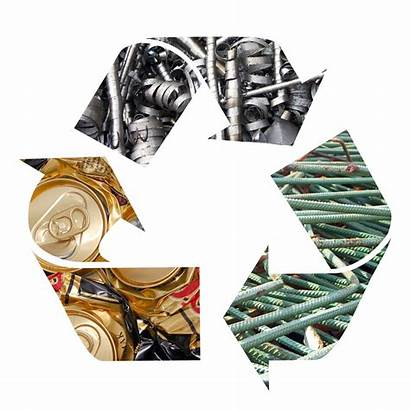 Metal Recycling Recycle Scrap History Reuse Reduce