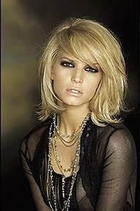 Coupe De Cheveux Pour Visage Long : modele coupe de cheveux mi long pour visage rond cheveux ~ Melissatoandfro.com Idées de Décoration