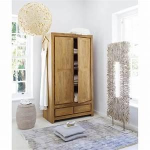 Dressing Maison Du Monde : dressing en sheesham massif stockholm maisons du monde ~ Nature-et-papiers.com Idées de Décoration