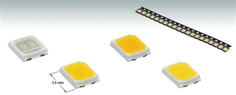 Unmounted Leds In Surface Mount Technology (smt) Packages