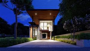 LUMION 8 Pro Render Modern House #1 - YouTube  Modern