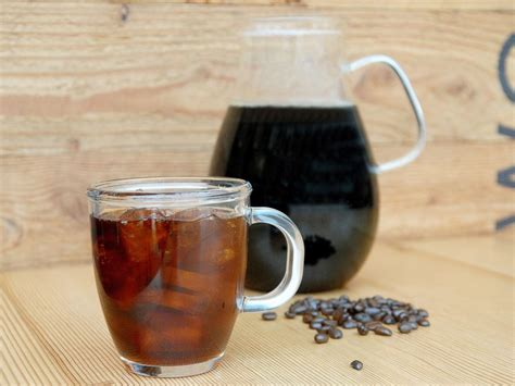 Starbucks starbucks, unsweetened iced coffee, 48 fl. All the Details on Starbucks' New Cold Brew Coffee - ABC News