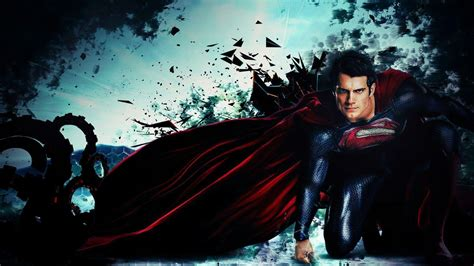 man  steel wallpapers desktop wallpaper cave