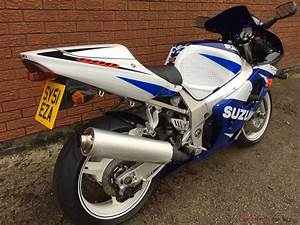 Suzuki Gsxr 600 K2  2002  25k With Sh  Exc Cond  Finance