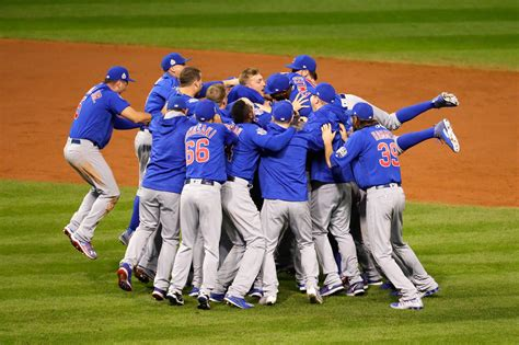Chicago Cubs Win Game 7 Over Cleveland