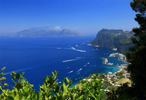 Capri Island Italy Map Best Islands And Beaches
