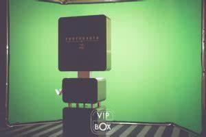 Animation fond vert - VIP box - photobooth & animations