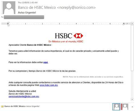 hsbc si e seguridad en parte 3 phishing temas de