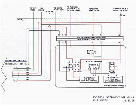 Electrical Lighting Contactor Wiring Diagram by Ev Projects