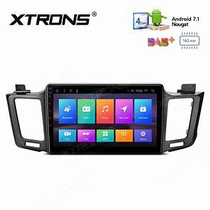 10 1 U0026quot  Android 7 1 Multimedia System Car Stereo With Full