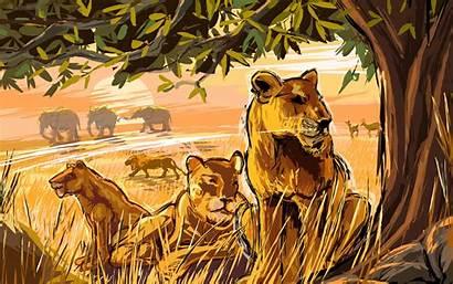 Africa Wallpapers Desktop Mobile Wonderfulengineering