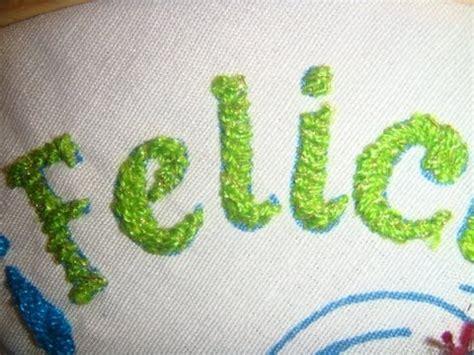 bordado de letras fantasia 347 marimur aniversario