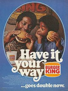 kiss my black ads: Rainbow PUSH urges Burger King to re ...