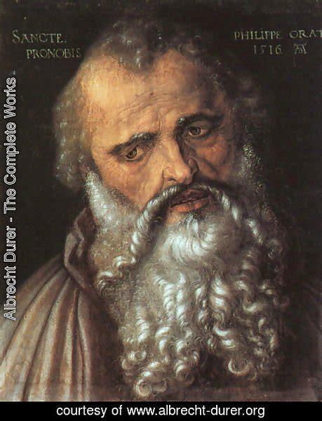 Ee  Albrecht Ee    Ee  Durer Ee    Ee  The Complete Ee    Ee  Works Ee   Saint Philip The