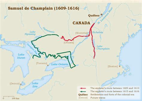 samuel de champlain   virtual museum   france