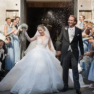 victoria swarovski got married in a million dollar wedding With million dollar wedding dress