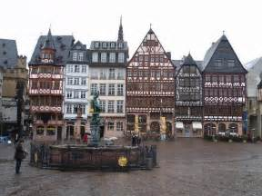 Old Town Frankfurt Germany