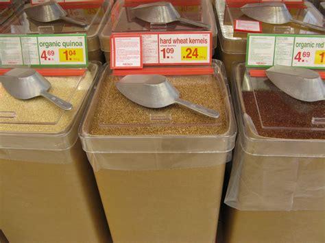 Bulk Barn Nutrition by Berardi Goes Vegetarian What Happens When A