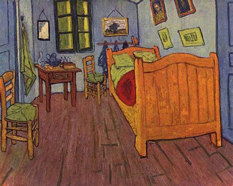 los cuadros mas famosos de vincent van gogh la habitacion