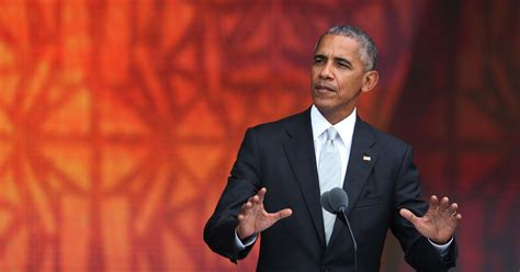 Best Quotes From Obama's Speech At Africanamerican Museum Opening